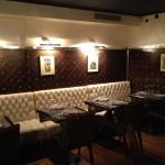 Restaurant - dinner room upstairs
